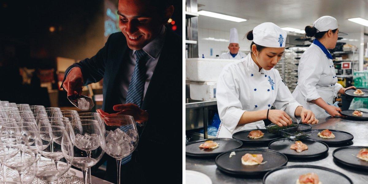 Le Cordon Bleu students shine at Shared Tables Gala Ball