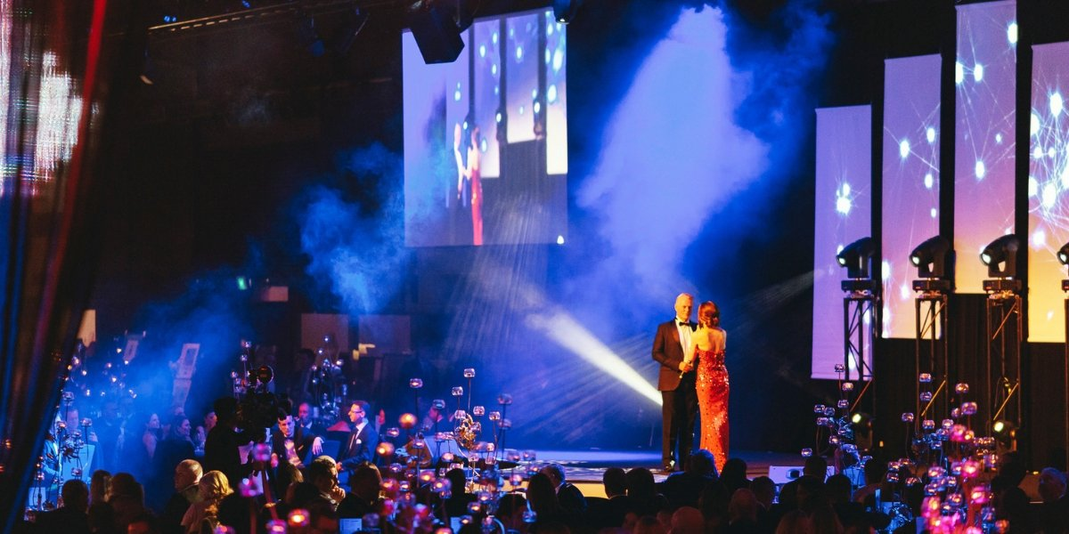 Le Cordon Bleu students shine at star-studded Shared Tables Gala Ball
