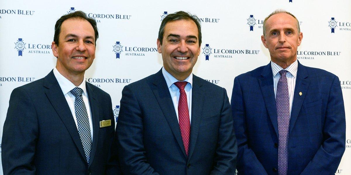 SA Premier opens Le Cordon Bleu Career Expo