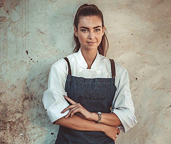 Le Cordon Bleu Alumni Chef Sarah Todd