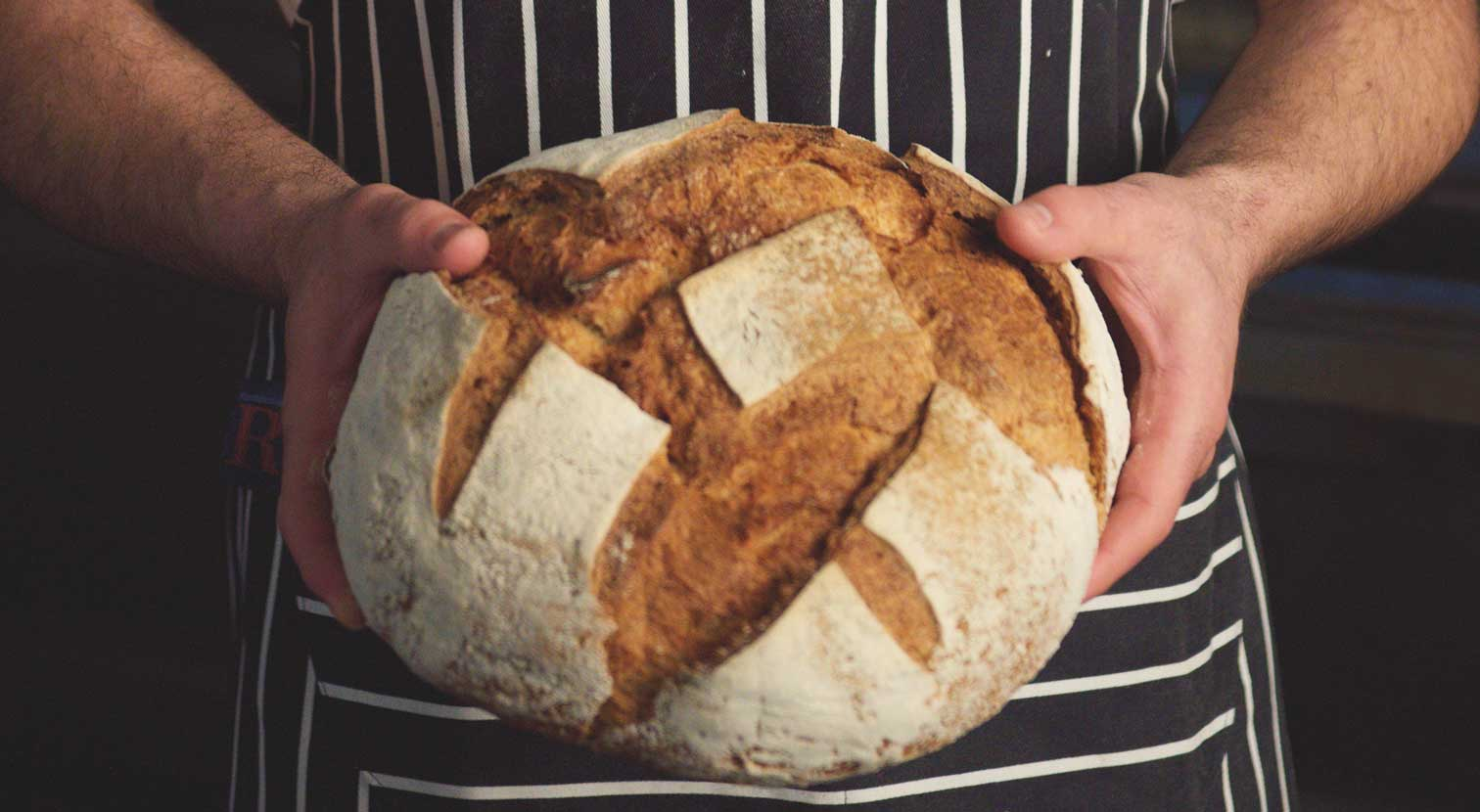 artisan baker Ori Hellerstein