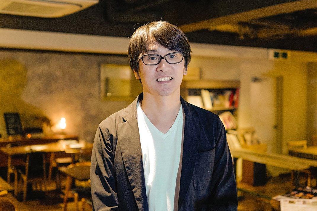 インタビュー : 卒業生 山下史樹さん