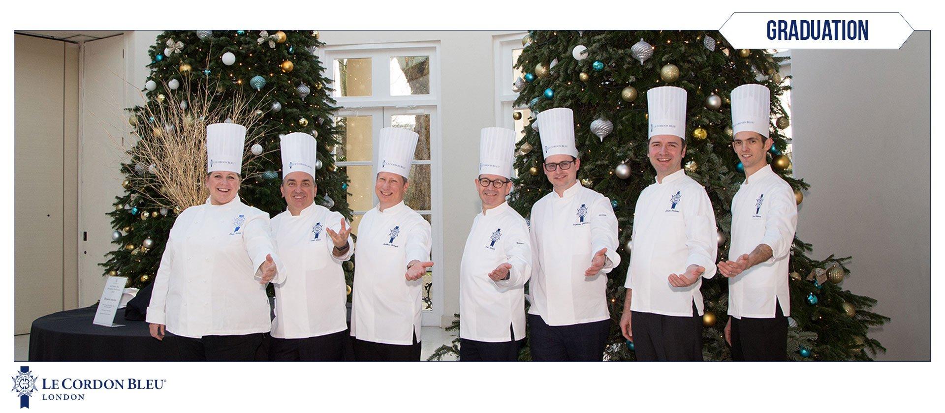 graduation chefs