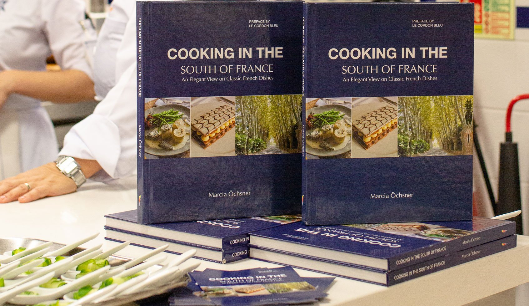 Cooking in the South of France by Marcia Öchsner