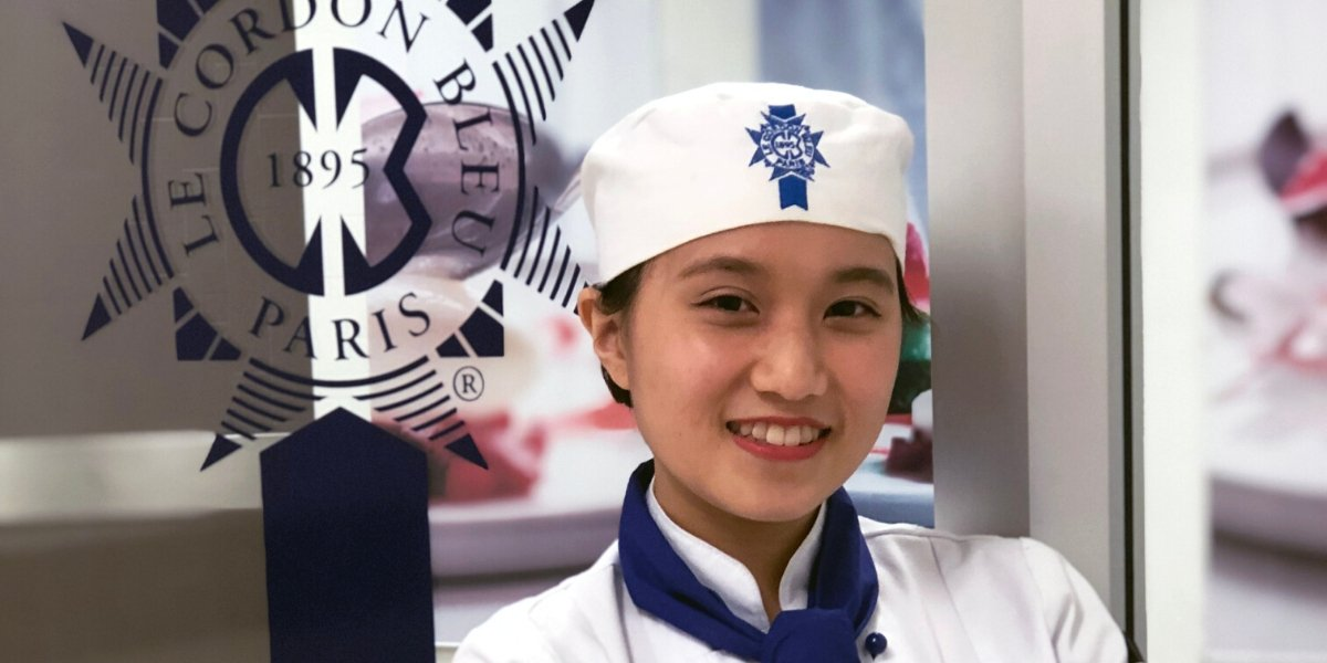 le cordon bleu pastry student aurora hsu