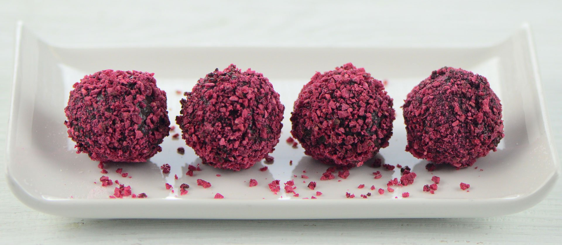 raspberry truffle recipe
