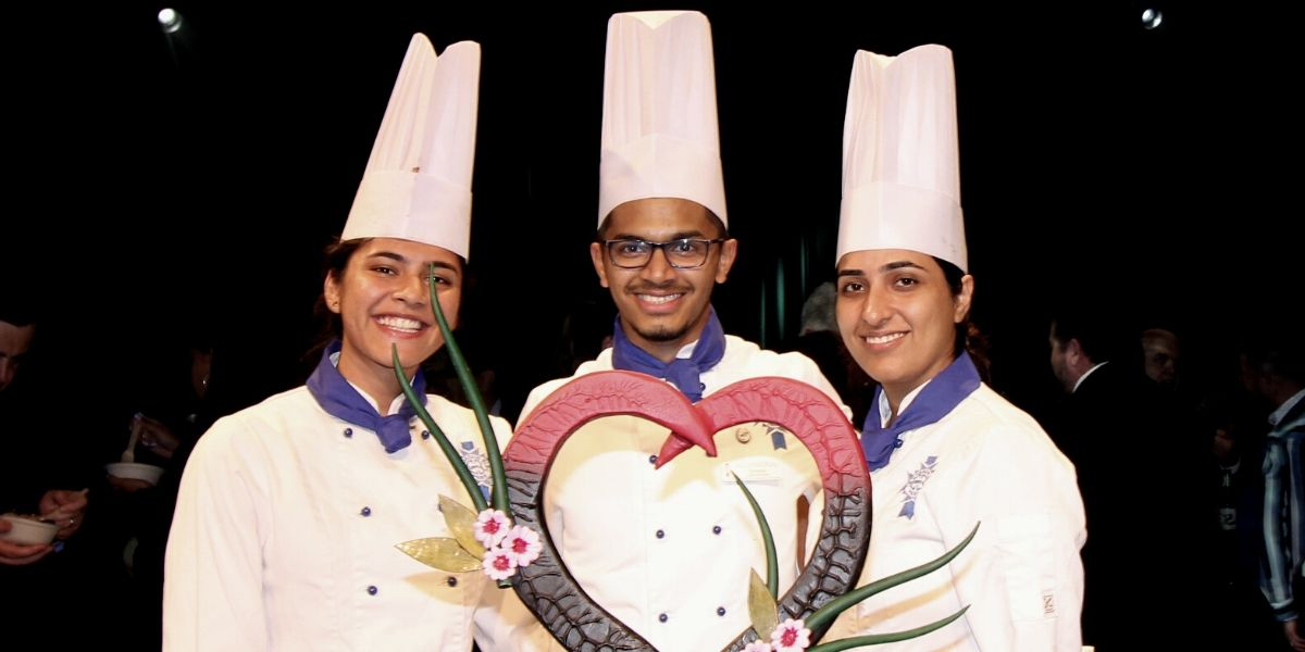 Le Cordon Bleu Sydney students shine in industry