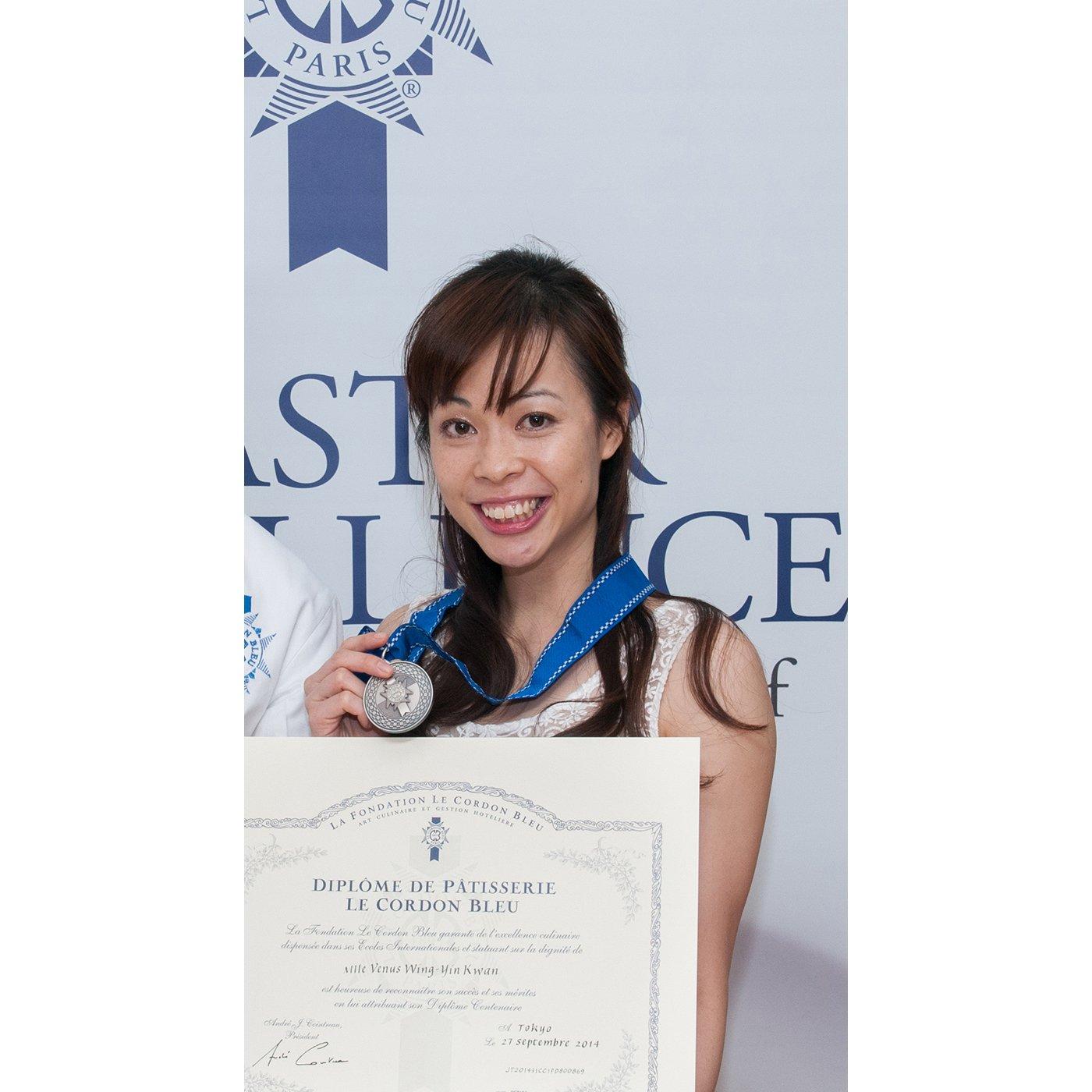 Venus Kwan_Pastry Diploma English 2014_R