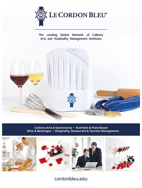 Le Cordon Bleu International Brochure 20206