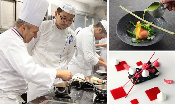 125 years culinary competition