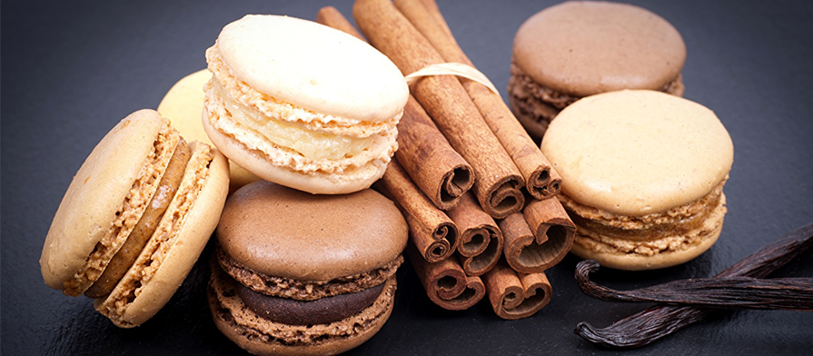 Cinnamon And Chai Latte Macarons Recipe