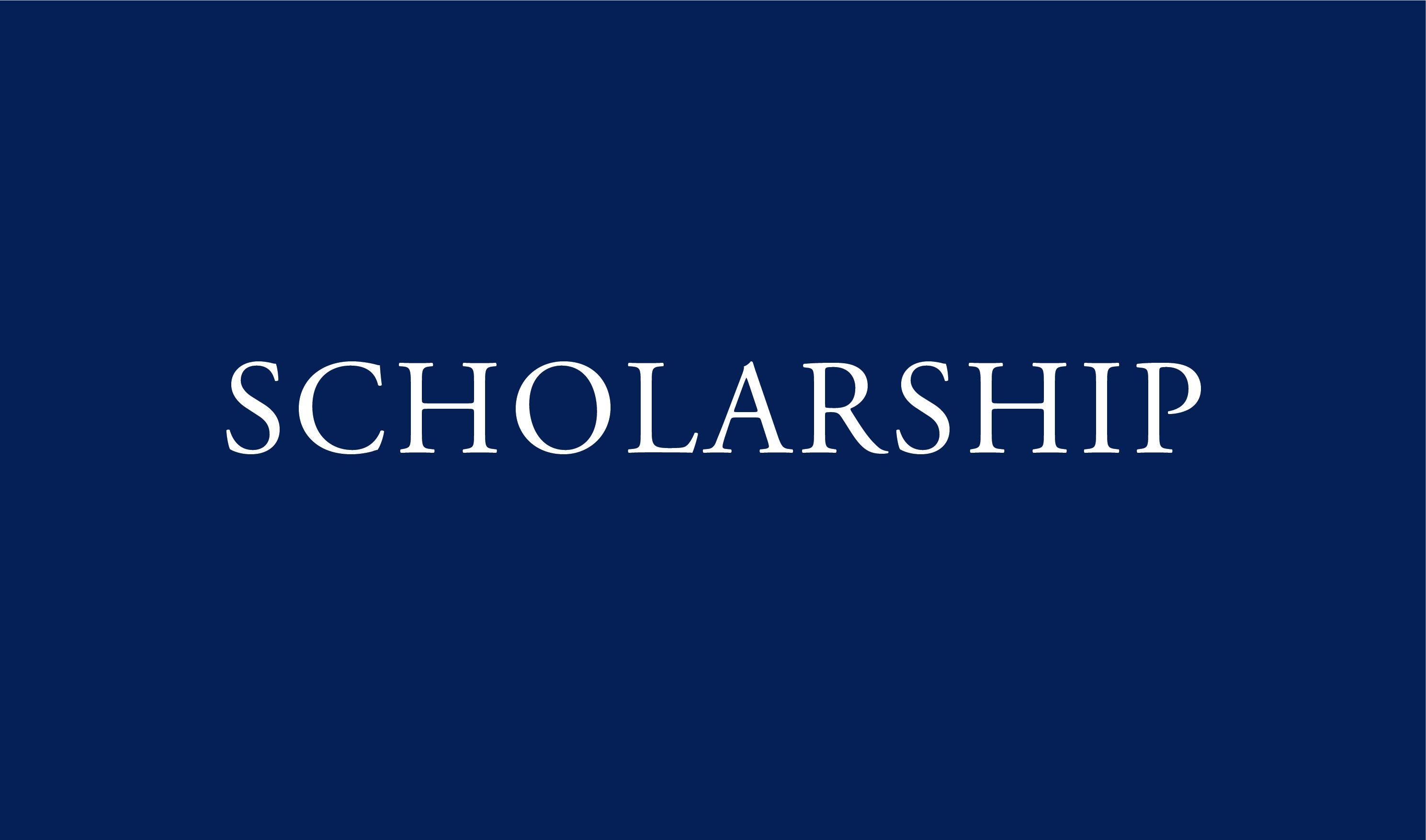 scholarship 2020 october