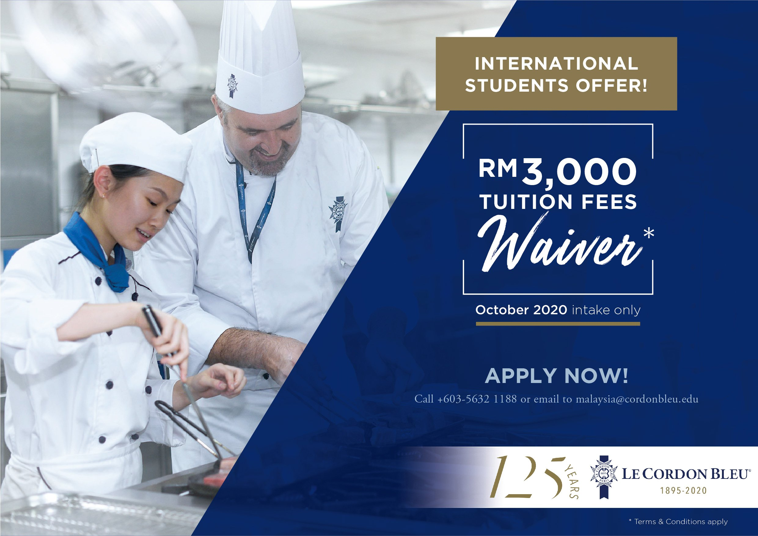 3000 rebate for international students