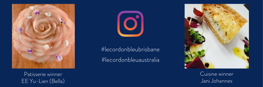 Brisbane campus - Instagram competition winners
