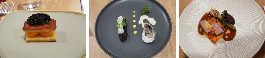A Taste of Le Cordon Bleu Brisbane Canape selection