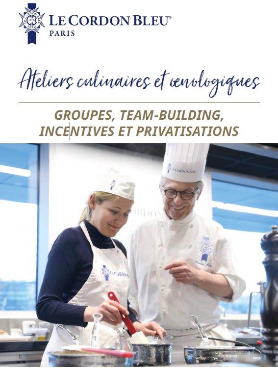 Ateliers Culinaires Groupes