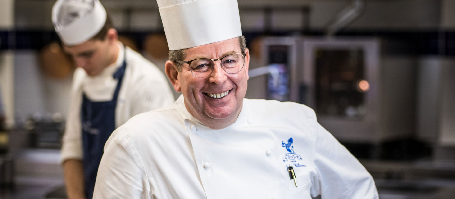 Guest Speaker Event With Chef John Williams Mbe Le Cordon Bleu London