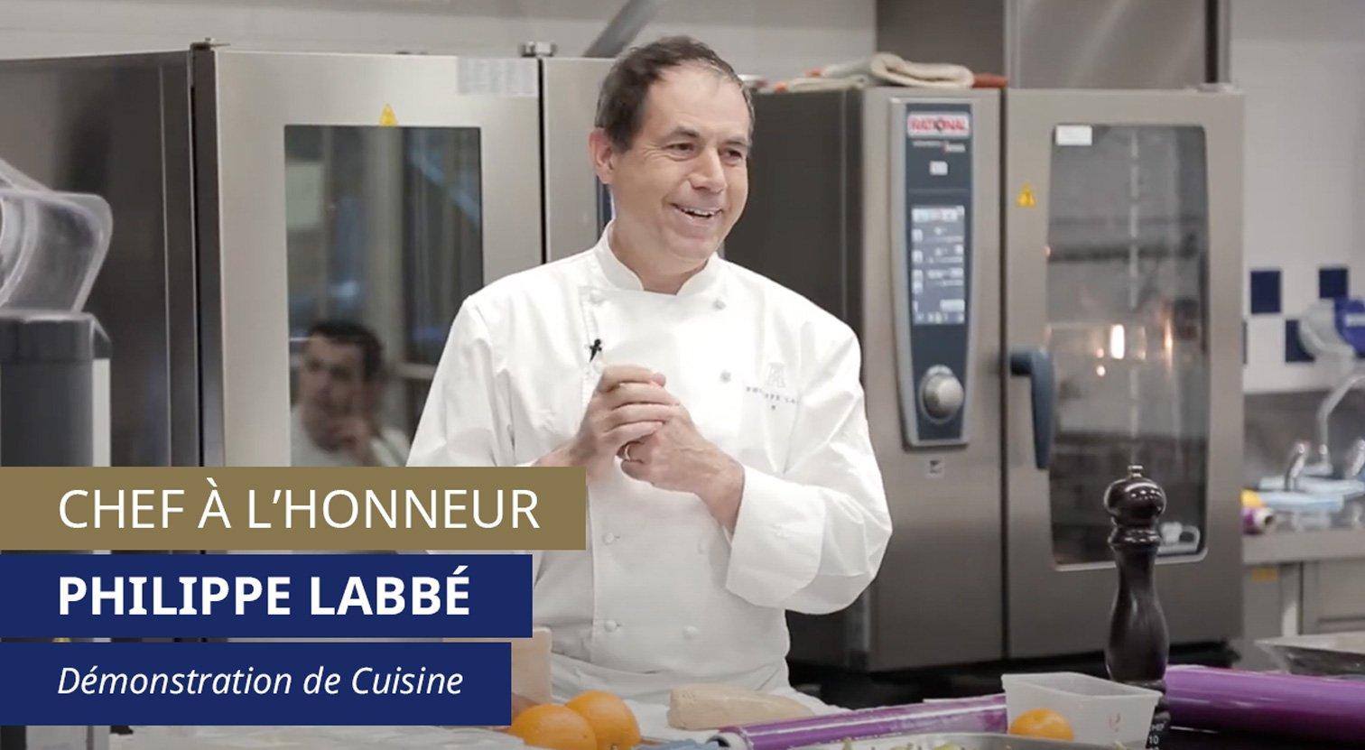 Démonstration Philippe Labbé
