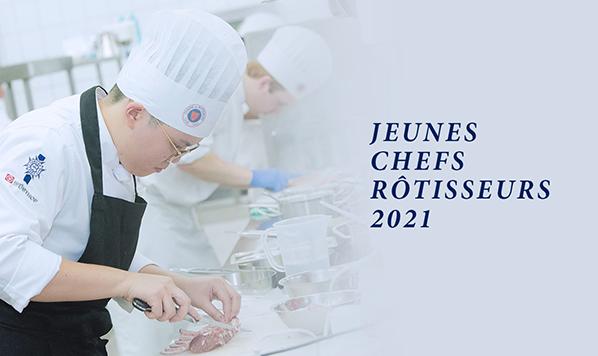 Jeunes Chefs Rotisseur 2021