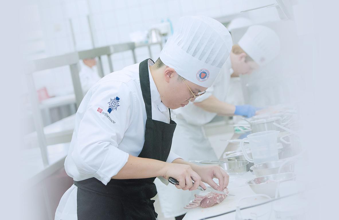 jeunes chefs competition