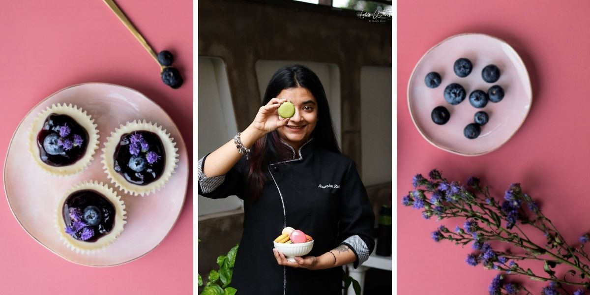 Chef Arusha Relan - Let's Whisk, India