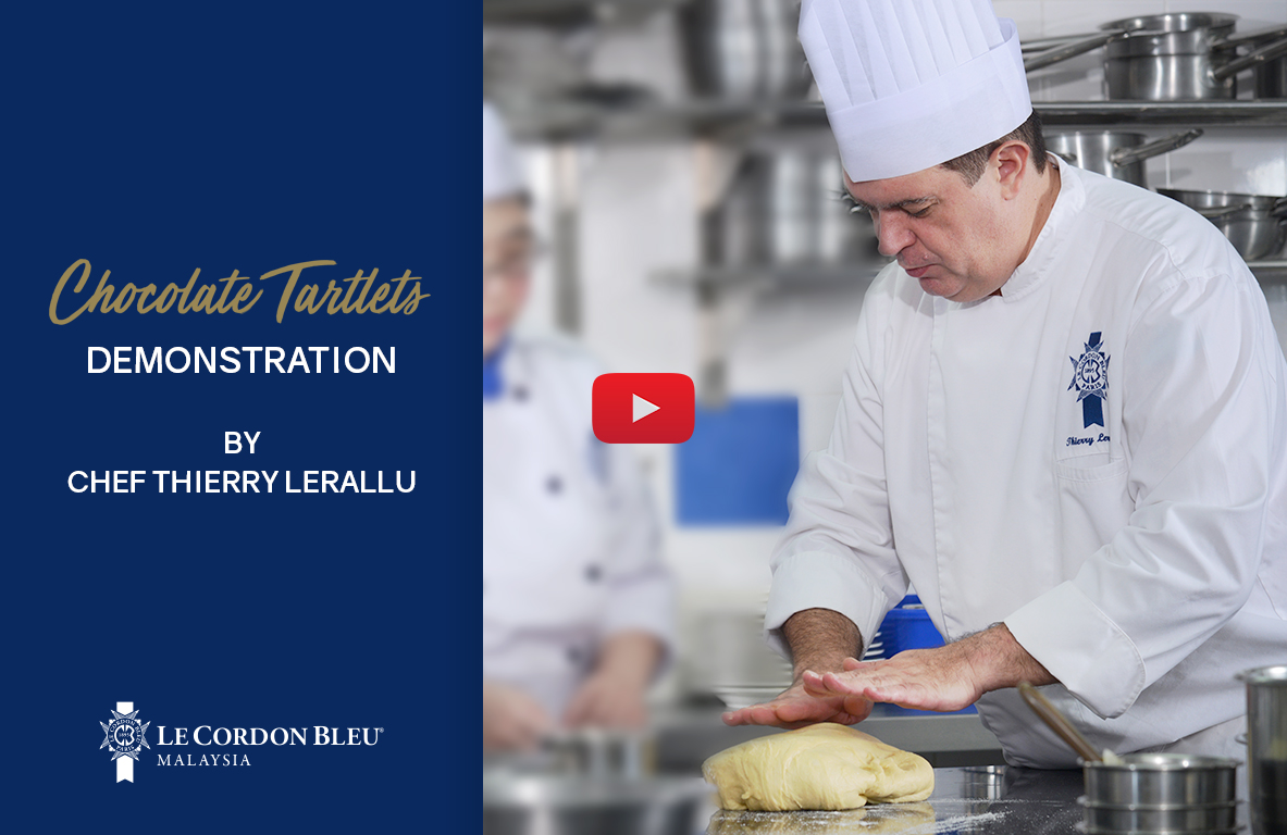 chef thierry demo