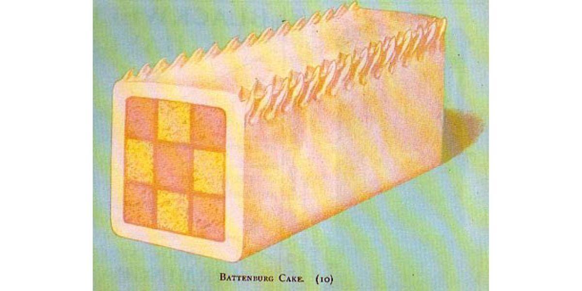 Battenburg Cake