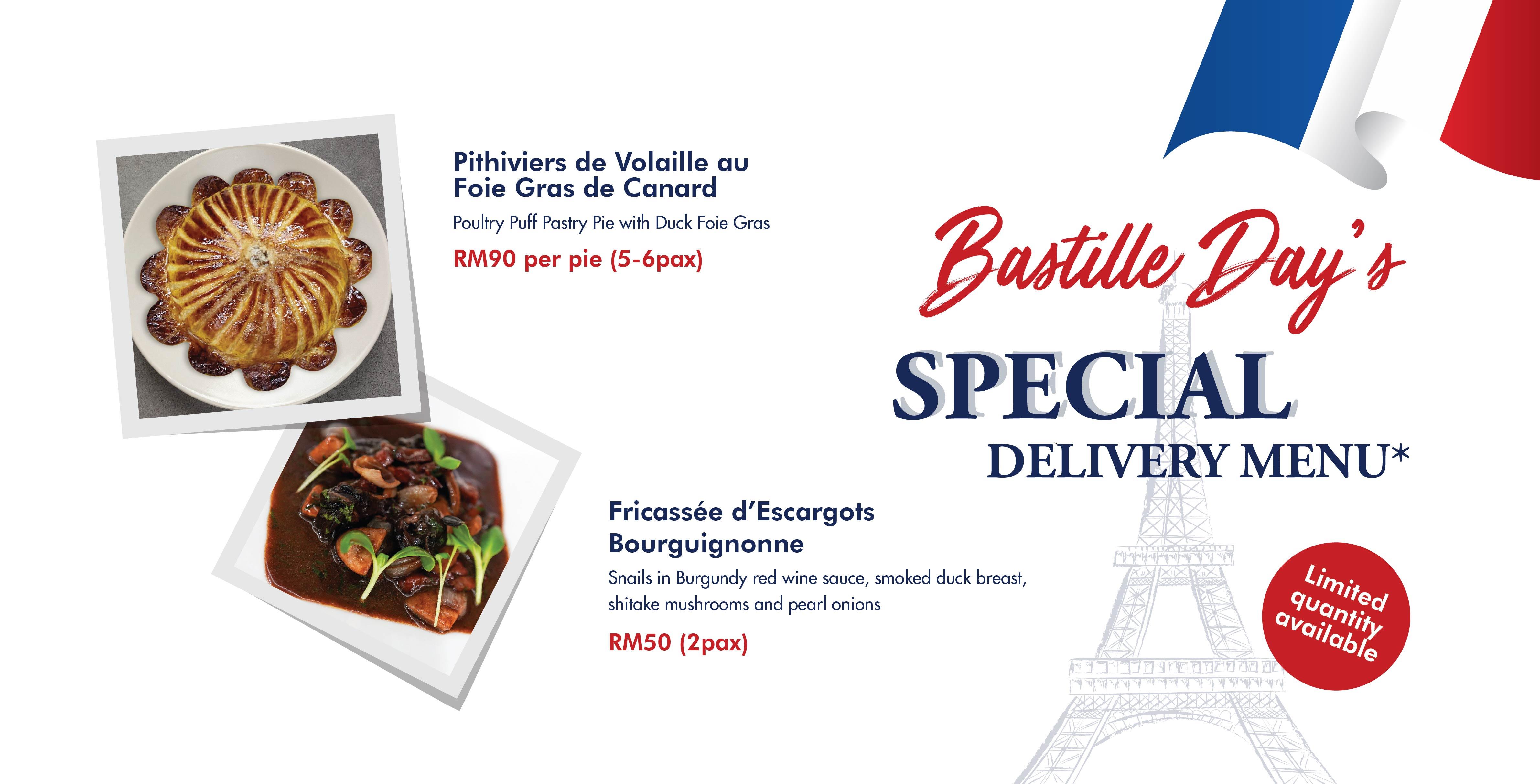 bastille day food