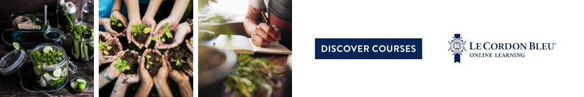 Discover Courses with Le Cordon Bleu Online Learning