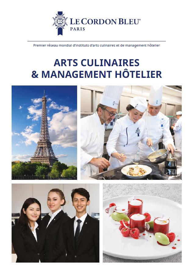 Arts Culinaires et Management Hôtelier