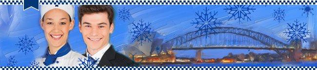 Merry Christmas from Le Corodn Bleu Australia