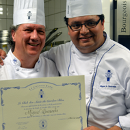 Miguel Quezada et Patrick Martin