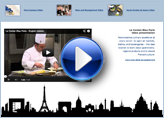 Le Cordon Bleu Paris Video Presentation - learn culinary techniques in Paris