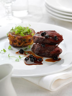 Recipe - Kangaroo Fillet