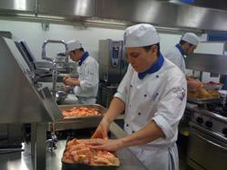 Cuisine class