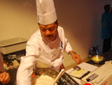 Sushi Demonstration with Chef Armando Baisas