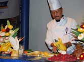 Fruit Carving with Chef Armando Baisas