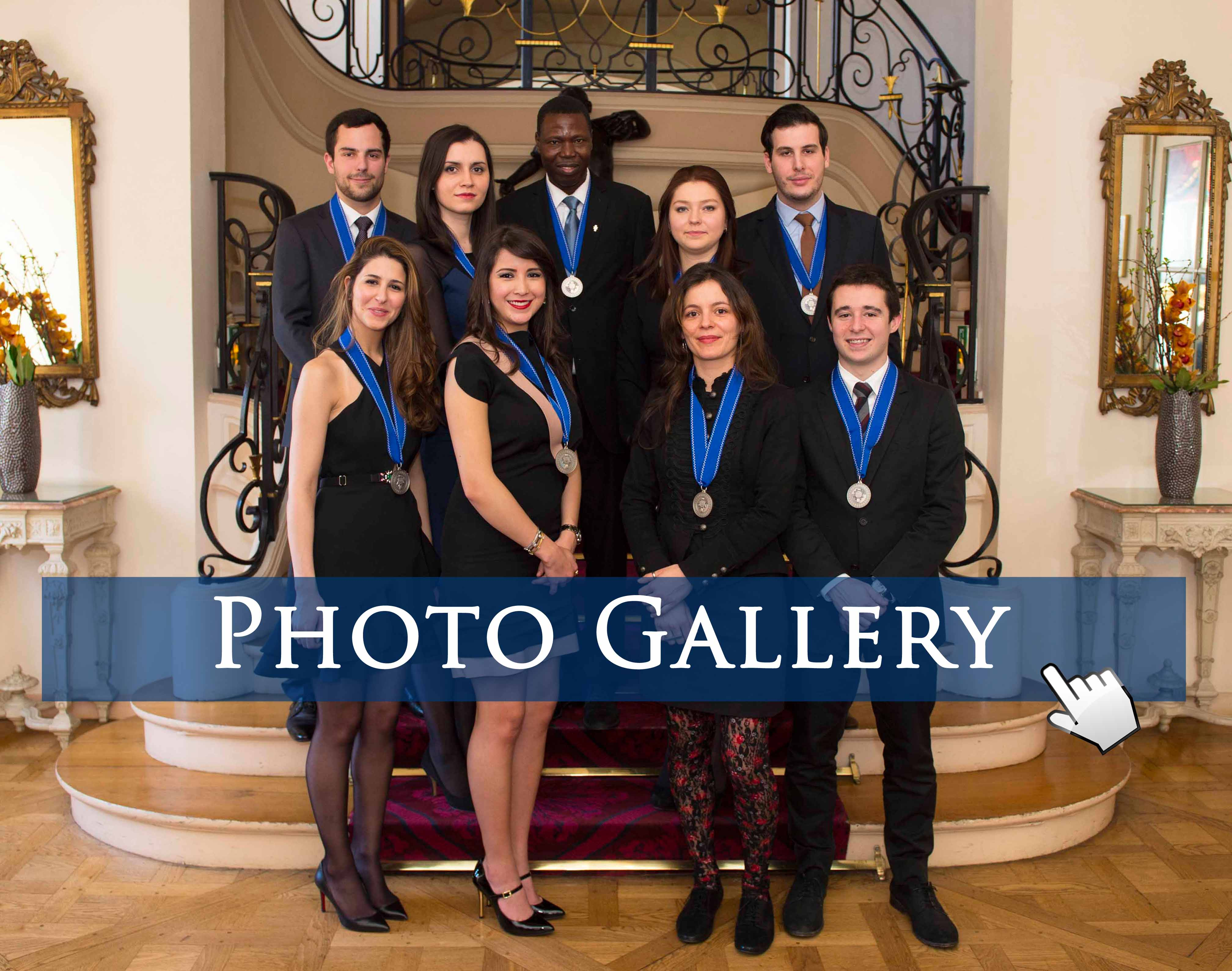 Photos Graduation ceremony - Restaurant Mangement Program