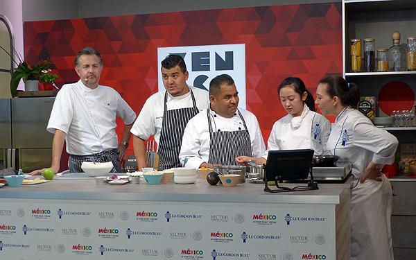 Vivez une exp rience de la cuisine mexicaine unique - Cours de cuisine cordon bleu ...