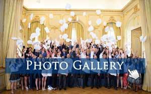 Graduation ceremony BIS August 2015