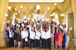 Graduation ceremony - August 2014