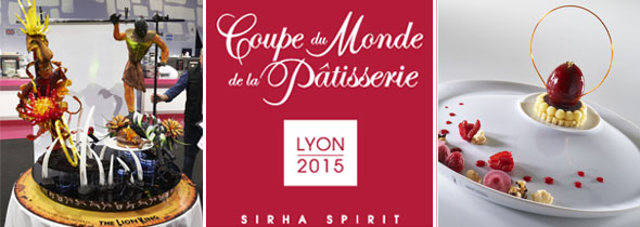 Italy won the 14th edition of the coupe du monde de la p tisserie - Coupe de monde patisserie ...
