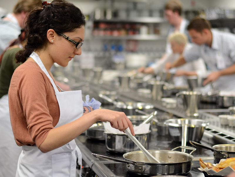 5-day cuisine or patisserie course