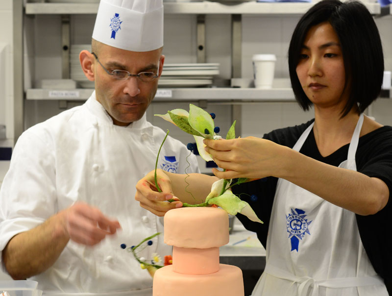 Cake Decorating Course Uk : Summer Cooking Courses