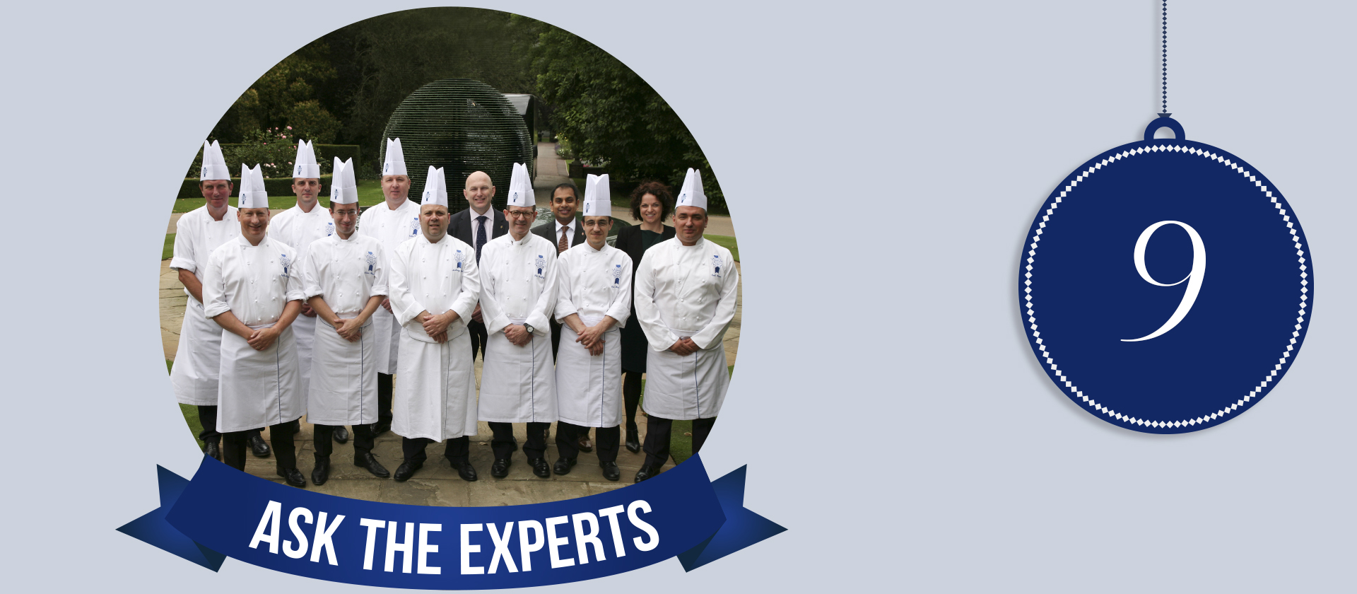 Ask the experts competition - Le Cordon Bleu London