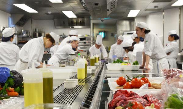 Study Cuisine at Le Cordon Bleu London
