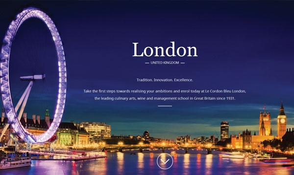 Le Cordon Bleu New Website Launched