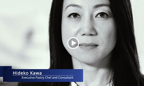 Alumna Hideko Kawa from Le Cordon Bleu London