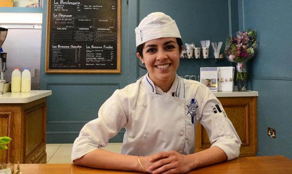 Grand Diplôme® student Lorena Salinas Chirinos