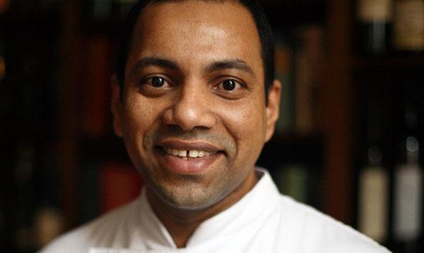 Chef Rakesh Nair